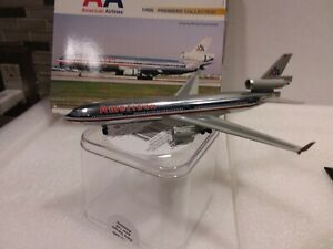 American Airlines MD-11 Delivery Colors 1/400 Scale by Dragon Wings