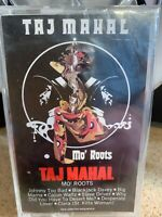 Mo' Roots by Taj Mahal (Cassette, Jun-1992, Legacy Records) NEW Sealed
