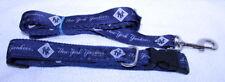 NY Yankees Matching Dog Collar & Leash Set ~ Very Nice ~ New York Yankees