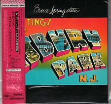 Bruce Springsteen - Greetings From Ashbury Park [Jap Card Sleeve with Obi] Sld.