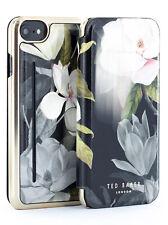Ted Baker® AGATHAA Card Slot Mirror Folio Case for iPhone SE 2020 / 8 / 7 - Opal