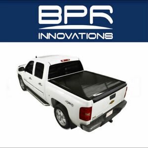 Retrax - RetraxONE Retractable Tonneau Cover (Black) for Sierra/Silverado 10422