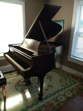 1920 Steinway Grand Piano Model O, new action and bass strings