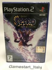 THE LEGEND OF SPYRO A NEW BEGINNING - SONY PS2 - NUOVO SIGILLATO - NEW PAL