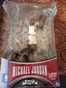 "Michael Jordan ""Upper Deck Pro Shots Series 1-Jordan 1"" Action Figure"