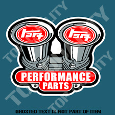 JDM TEQ PERFORMANCE PARTS STICKER DECAL DRIFT TOYOTA FATLACE STANCE STICKERS