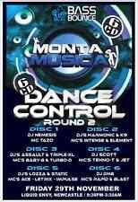 Monta Musica Dance Control Round  2.  Sat 29th Nov 14