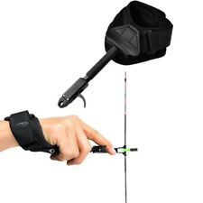 1 Archery Caliper Release Aid Trigger Wrist Strap for Adult Compound Bow Hunting