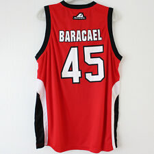 PBA Barangay Ginebra San Miguel Philippines Basketball Association Red Jersey XL