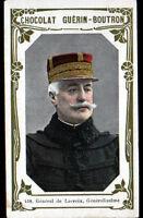 IMAGE CHOCOLAT GUERIN BOUTRON / Militaire GENERAL DE LACROIX
