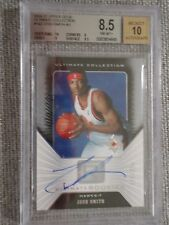04-05 UD Ultimate Collection Josh Smith NBA RC AUTO #175/250 BGS 8.5 Auto 10