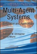 Multi-Agent Systems Simulation and Applications Book by Uhrmacher