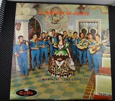 """El Mariachi """"Los Coyotes"""" Con Nicolas Curiel – El Mariachi De Jalisco (CLP781)"""