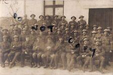 WW1 Soldier group Brigade Signal Company RE Royal Engineers France Steel Helmet