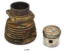 BMW R35 R 35 - Cylinder and Piston