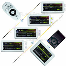WiFi+Remote+4x LED Dimmer - 2.4G RF Wireless Mi.Light Android IOS Mobile Control