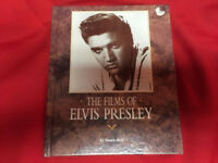 The films of Elvis Presley Hardcover Copyright 1991 by Susan Doll