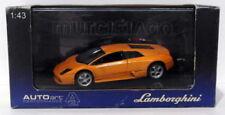 Voitures, camions et fourgons miniatures orange AUTOart pour Lamborghini