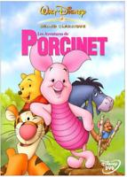 DVD Les Aventures de Porcinet Disney Occasion
