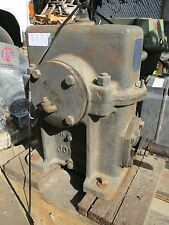 Jones gear reducer 11H -70-1 surplus