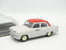 De agostini press 1/43 - gas 21t volga taxi