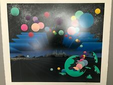 """STAN SOLOMON SERIGRAPH """" AFTER THE BEGINNING"""" SIGNED"""
