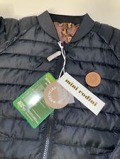 Mini Rodini Reversible Jacket 128-134cm New