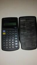 Texas Instruments Ti-36X Solar works