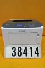 Lexmark MS610dn Farb Laserdrucker Duplex Netzwerk 110490 Seiten gedruckt #38414