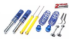 Adjustable Coilover Kit For VW Golf 4 MK4 Rabbit + Adjustable Drop End Links
