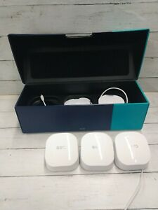 LS-13 Eero 6 Dual Band Mesh Wi-Fi Router System 3-Pack - White, M110311