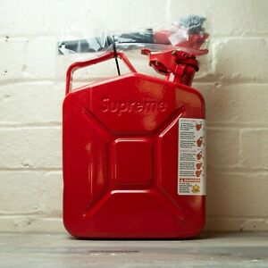 Supreme Waivan Jerry Fuel Can