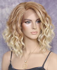 Fashion Everyday Style Lace Front Wig Blonde mix Super Natural ppq 27-613