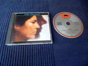 CD Irene Papas - Odes Produced by Vangelis Papathanassiou 1979 POLYDOR 1988