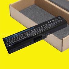 Battery for PABAS227 Toshiba Satellite L655D-S5109 L635-S3104 C655 C660 Pro U400
