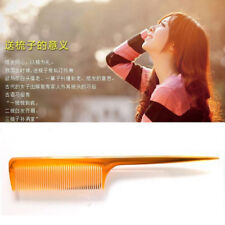 Rat Tail Comb Hair fine Accessory Care Styling Pointed Durable parting zigzag