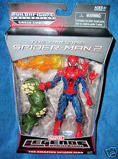 AMAZING SPIDERMAN 2 MOVIE INFINITE MARVEL COMICS PETER PARKER LEGENDS UNIVERSE