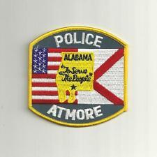 ATMORE ALABAMA POLICE  PATCH