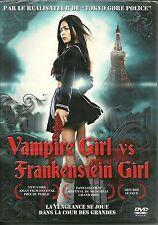 RARE / DVD - VAMPIRE GIRL VS FRANKENSTEIN GIRL avec YUKIE KAWAMURA/ NEUF EMBALLE