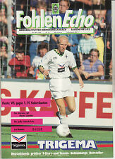 BL 92/93 Borussia Mönchengladbach - 1. FC Kaiserslautern