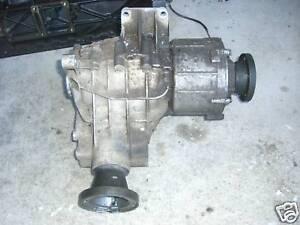 Verteilergetriebe Distributor Gearbox Alfa Romeo 155 Q4 16V Turbo 7604586