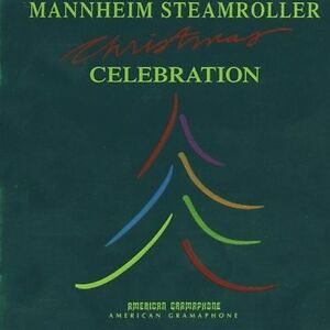 Christmas Celebration by Mannheim Steamroller (CD, Aug-2005, American...