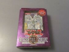 Yu-Gi-Oh! Elemental Energy Special Edition Sealed Box 3 Booster Packs 1 Variant
