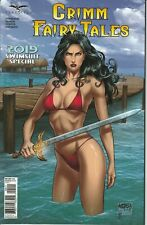 Grimm Fairy Tales Swimsuit Special 2019 Cover A Zenescope Comic GFT NM Reyes