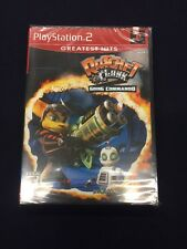Ratchet & Clank: Going Commando New SEALED (Sony PlayStation 2, 2003)