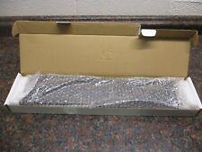 "Monoprice Half-U Patch Panel 19"" Pid: 10037 New Free Shipping"
