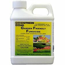 Southern Ag Garden Friendly Fungicide 16 oz. 1 Pint OMRI Certified Organic