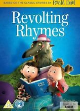 REVOLTING RHYMES based on stories by Roald Dahl [BRAND NEW DVD]