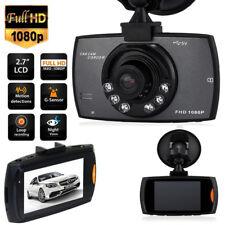 """2.7"""" Full HD 1080p DVR coche vehículo cámara grabadora vídeo Dash Cam G-sensor"""
