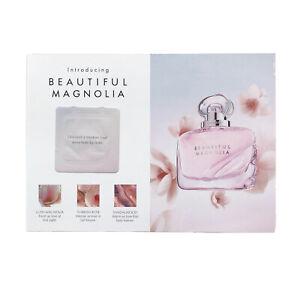 FREE SHIPPING - Estée Lauder Beautiful Magnolia Fragrance Card and Sample